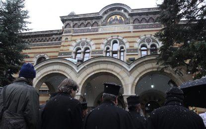 Църквата не иска бежанци в България