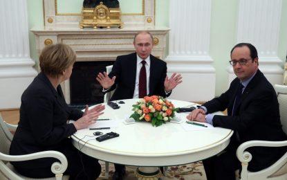 Срещата в Москва за Украйна без резултат, мирът ще почака