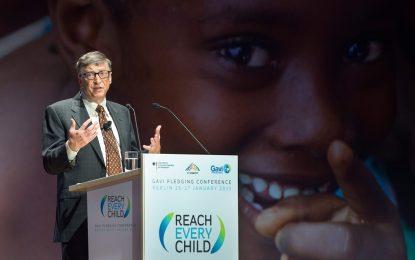 Да се готвим за епидемиите като за война, съветва Бил Гейтс