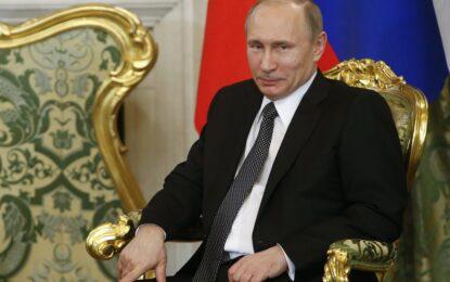 Путин призова за край на политическите убийства