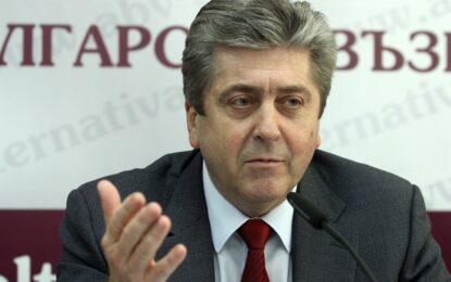 """АБВ се обиди, че """"слага кръст на съдебната реформа"""""""