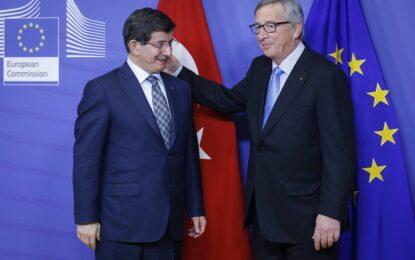 Турция и ЕС преразглеждат условията на митническия си съюз