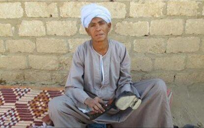 43 години египтянка се преструва на мъж, за да храни децата си