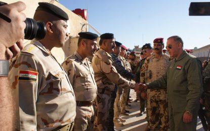Ирак очаква да си върне Тикрит до седмица