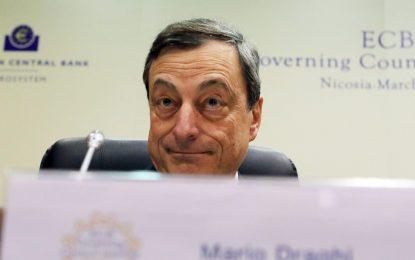 EЦБ излива €540 милиарда в подкрепа на растежа