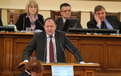 БСП пак пробва с отмяна на санкциите срещу Русия