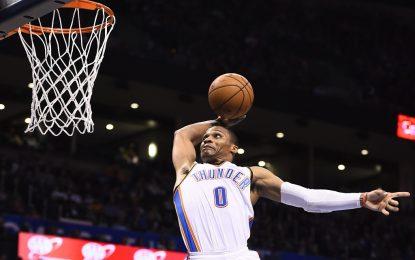 Избрано от НБА: Уестбрук гони Джордан с четвърти пореден трипъл-дабъл