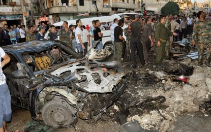 Сирийски бунтовници извършват атентати срещу цивилни