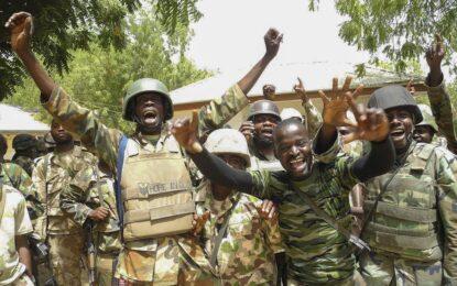 """Нигерия смята да се отърве от """"Боко харам"""" до месец"""