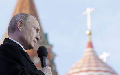 Когато Путин беше ченге от КГБ