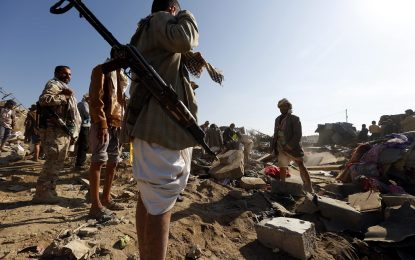 Нова война в арабския свят