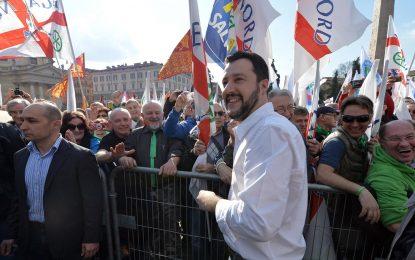 Недоволни от Европейския съюз протестират в Рим