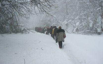 Над 400 селища остават без ток