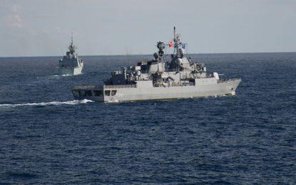 Корабите на НАТО напуснаха Черно море