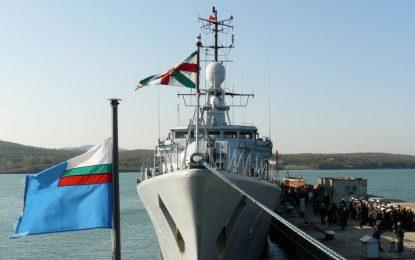 """""""Дръзки"""" премери сили с кораби на НАТО"""