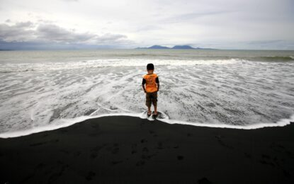 400-километрова стена ще пази Япония от цунами