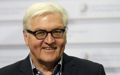 Германският външен министър пристига в София