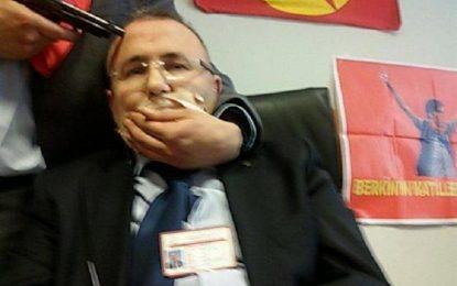 Леви екстремисти взеха турски прокурор за заложник