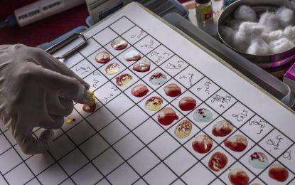 Бърз кръвен тест намалява приема на антибиотици