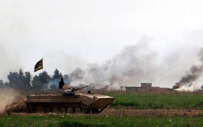 """""""Ислямска държава"""" губи Тикрит, но превзема Рамади в Ирак"""