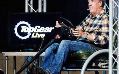 Извадиха танк в Лондон, за да върнат Кларксън в Top Gear