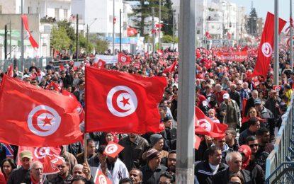 Тунис излезе на марш срещу тероризма (галерия)