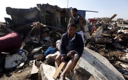 Саудитска Арабия удари Йемен с коалиция от 9 държави