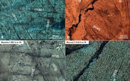 Австралийски учени откриха най-големия кратер в света