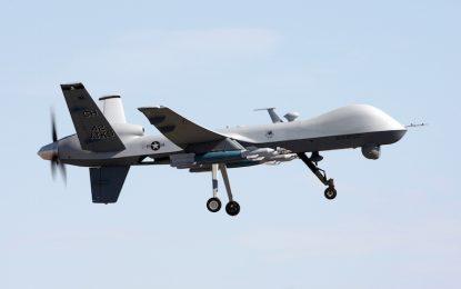 Турция свали безпилотен самолет, влязъл от Сирия