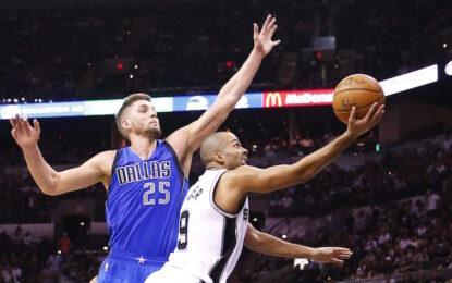 """Избрано от НБА: Елис вкара 38 за обрата на """"Мавс"""" срещу """"Спърс"""""""
