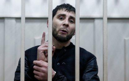 Арестант направи самопризнания за убийството на Немцов