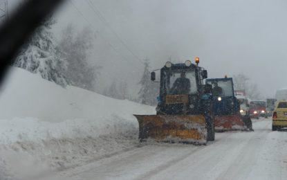 Снегът топи бюджета с над 32 милиона