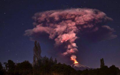 Изригване на вулкан може да затрие човечеството