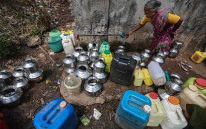 Индия се нуждае от $220 милиарда за водата си