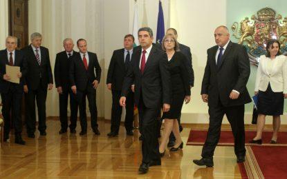 Съветът за национална сигурност се събира заради Македония