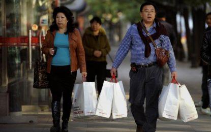 Китай е новият двигател на растежа на Китай