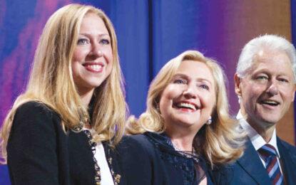 """Клинтън признаха за """"грешки"""" при даренията за фонда си"""
