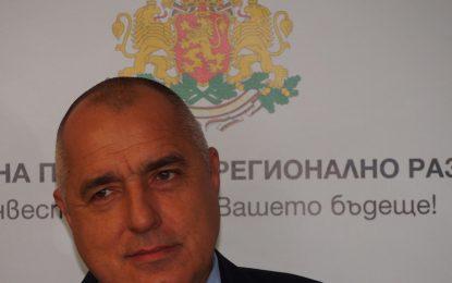 В топ 10 сме по усвояване на евросредства, каза Борисов