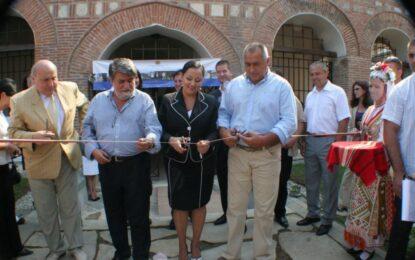 Борисов и Рашидов откриват българската експозиция в Лувъра