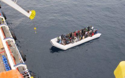 ООН уличи търговски кораб за потъналите в Средиземно море