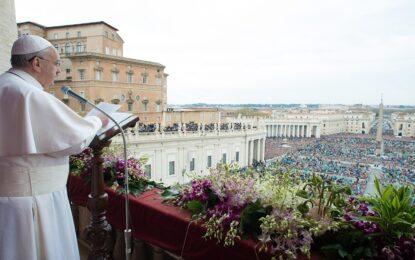 Папа Франциск призова хората да оставят удобството и мързела