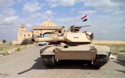 Шиитската милиция освободи Тикрит и го разграби