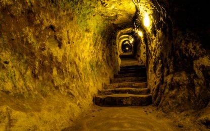 Подземното царство на Турция