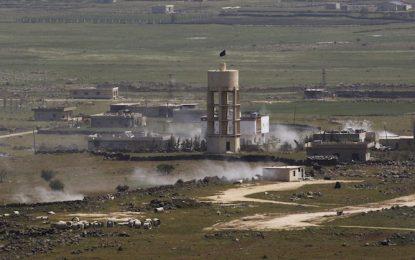 Ислямисти завзеха сирийски ГКПП край Голанските възвишения