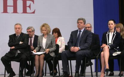 Първанов избран за последен мандат начело на АБВ
