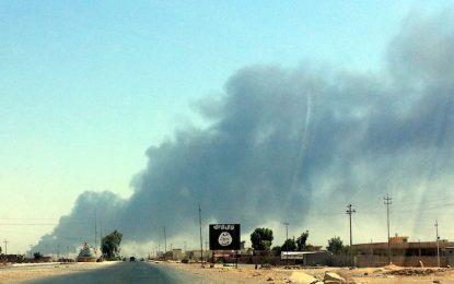 """""""Ислямска държава"""" пак нахлу в най-голямата рафинерия в Ирак"""