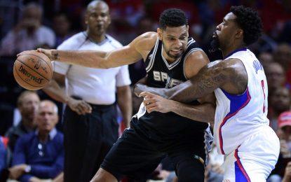 """НБА плейофи: Дънкан и Милс върнаха """"Спърс"""" в играта"""