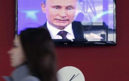 Киев забрани излъчването на руско кино и тв сериали