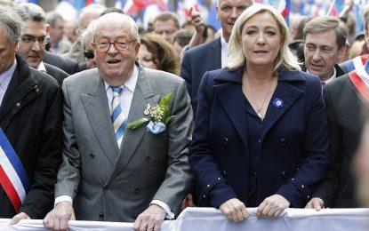 Марин льо Пен не ще баща си на избори
