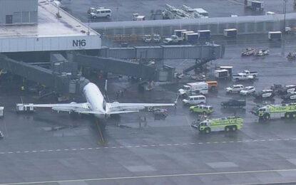 """Неканен """"гост"""" приземи самолет в Сиатъл"""